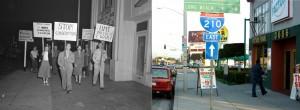 Pasadena War Protest